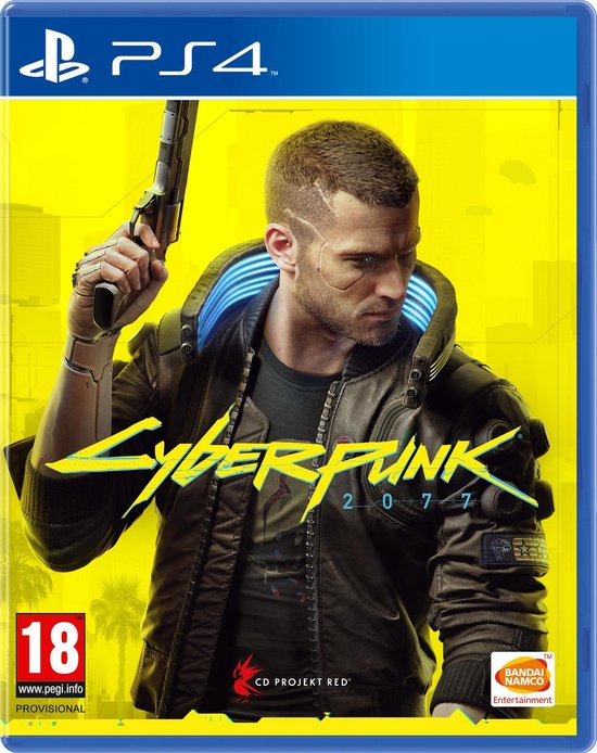 Cyberpunk 2077 - Day One Edition - PS4 & PS5