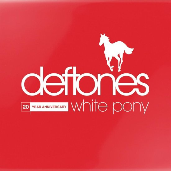 Deftones - White Pony - 20th Anniversary (2CD)