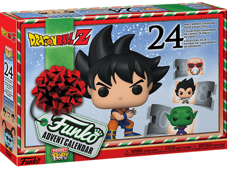 FUNKO POP! Advent kalender 2020 - Dragon ball Z