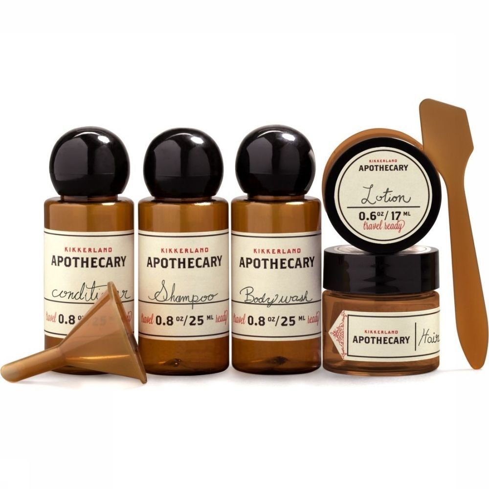 Grabblr inspirations travel overnight stay apothecary travel set gumiabroncs Choice Image
