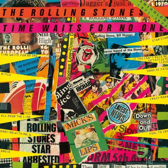 The Rolling Stones - Time Waits For No One:Anthology